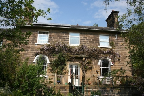Peak District Bed & Breakfast | Old Station House, Rowsley